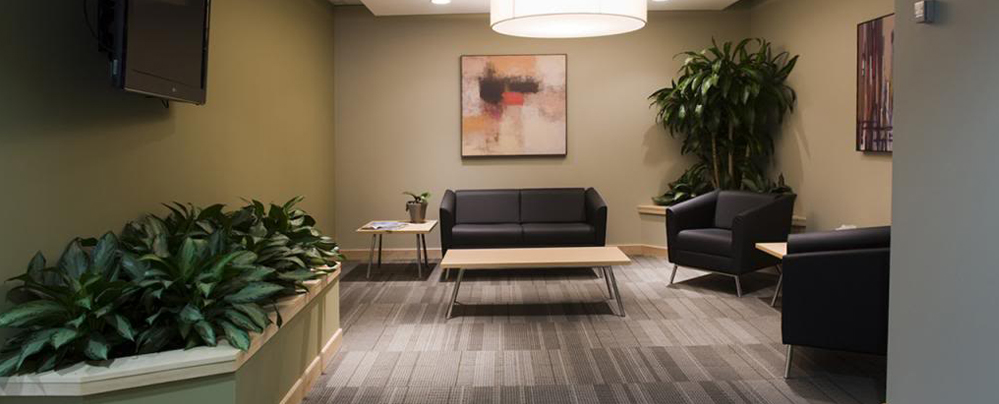 Men Therapy Toronto | Lobby Area